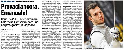 Articolo Fogacci, stadio, 20/8/2021